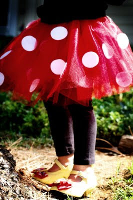 Disfraz Casero De Minnie Mouse