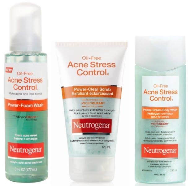 neutrogena acne stress control body wash