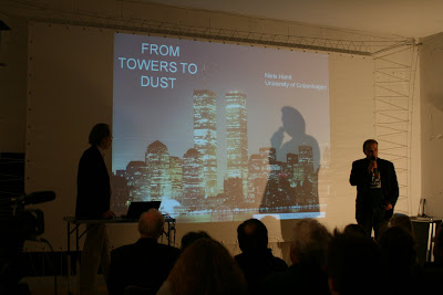 Photo from Lucerne presentation