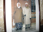 Our beloved late Parents at Oxford - 1995