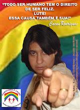 A homofobia é crime. E uma tremenda falta de inteligência, valeu?