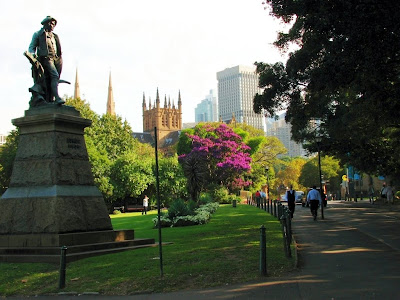 the domain in sydney