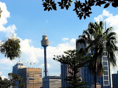 CBD, Sydney Skyline_mike hitchen