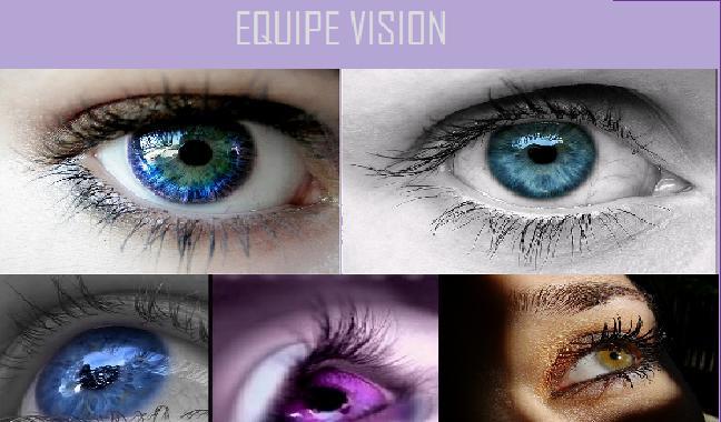 EQUIPE VISION