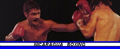 NICARAGUA BOXING