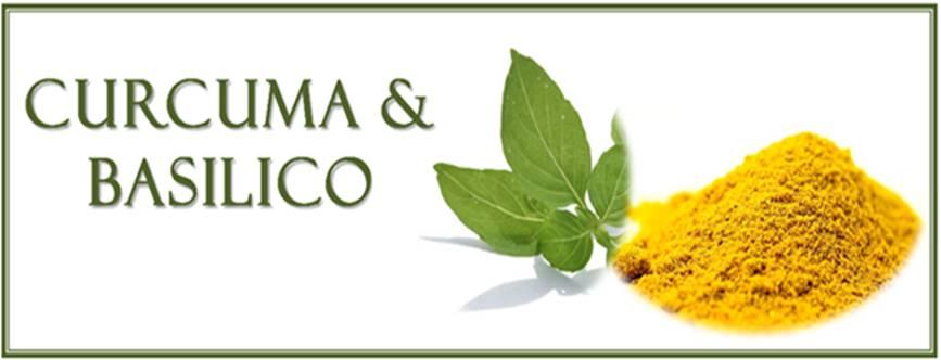 Curcuma & Basilico