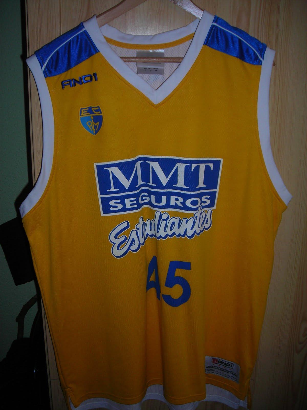 camisetas equipos baloncesto: