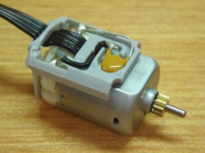 TechnicBRICKs: TBs TechNuggets 10 - Inside the PF M-Motor