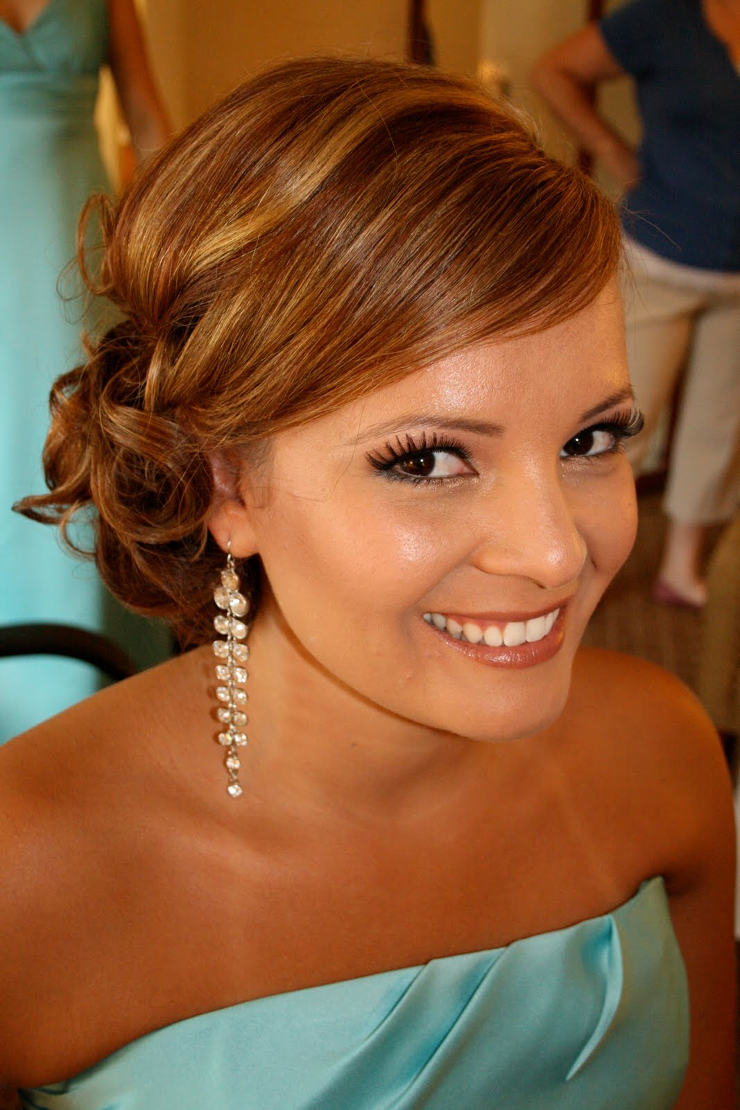 Dana Point  California Beach Wedding Hair And Makeup Before U0026 Afters | Beauty By Lia