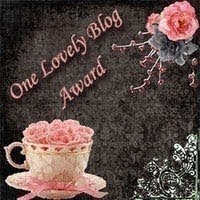 Another award from Dianne over at the Crazycraftshed..