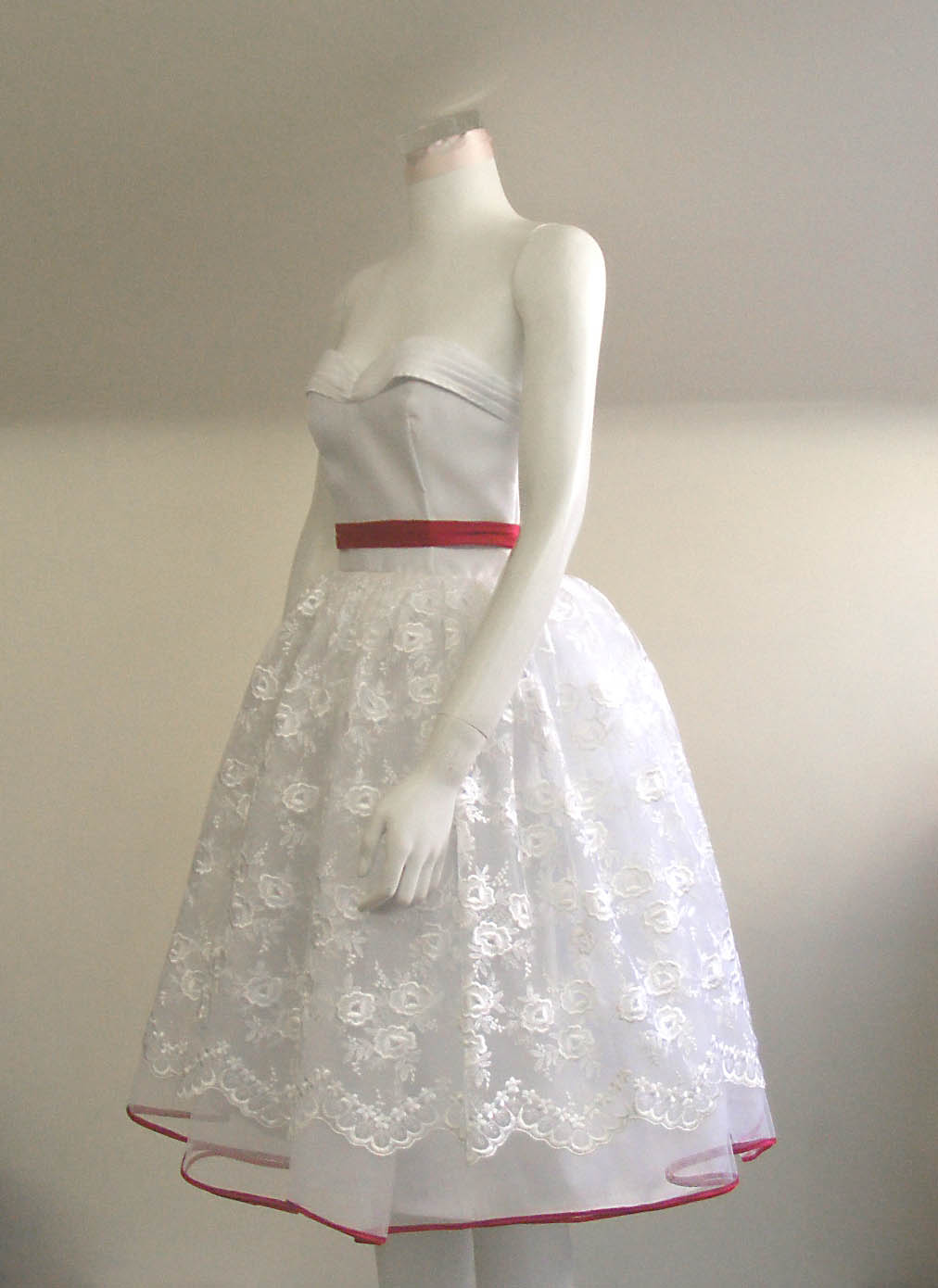 Alexandra king vintage inspired clothing 19th may for Have wedding dress made