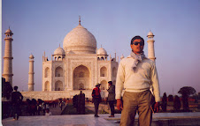 Student Visit to Agra, India, December 1990