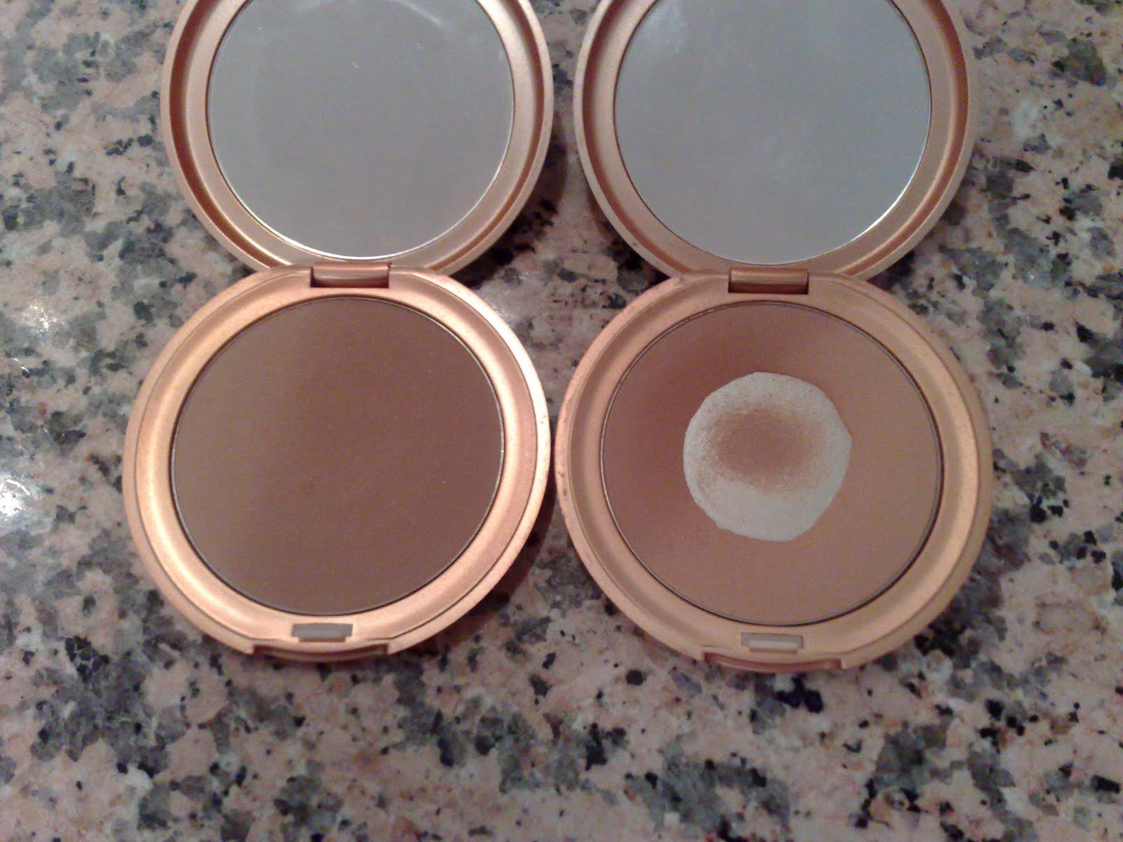 Dee Makeup: Stila Sun Bronzing Powder Shade 01 ve 02 ...