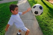 Fotbalul naste pasiune de la nastere