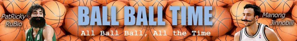 Ball Ball Time