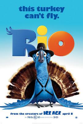 Rio 3D Animação Legendado