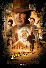 "Indiana Jones meets ESP, UFOs in ""Crystal Skull"""