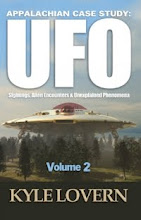 New book reports UFO encounters in Appalachia