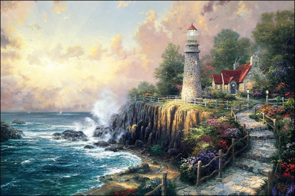 Every day april 2010 - Lighthouse live wallpaper ...