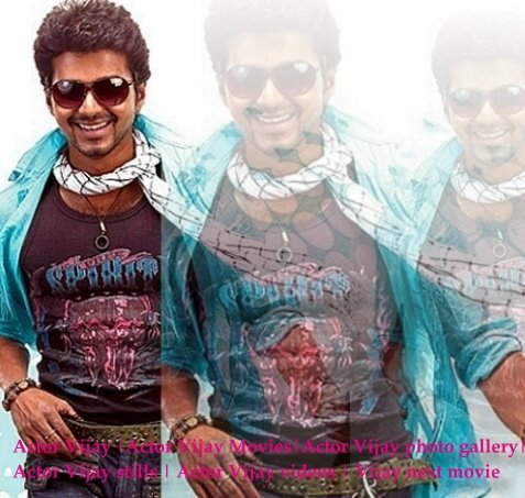 Vijay as Vettaikaran next