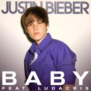 Justine Bieber - Baby featuring Ludacris