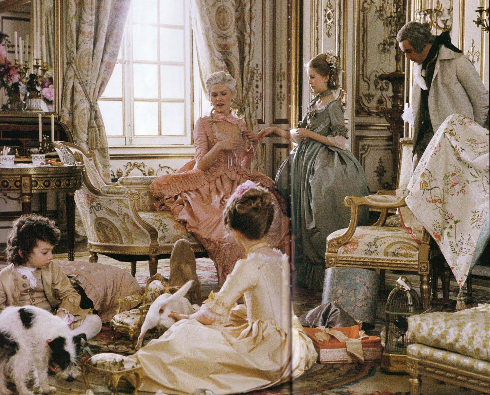 Marie Antoinette Dog House