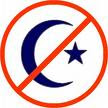 No to islam