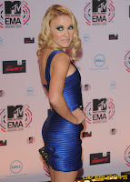 emily osment at mtv music awards