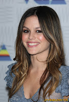 Rachel Bilson in little blue dress