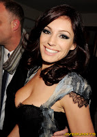 Kelly Brook 2010 fashion awards