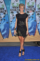 Heather Morris 2010 teen choice awards