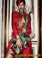 Rihanna unknown photo shoot