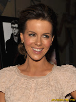 Kate Beckinsale at nowhere boy premier
