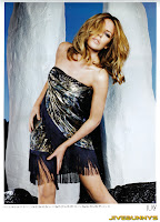 Kylie Minogue 2011 calender photo shoots