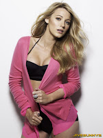 Blake Lively Mark Abrahams Photoshoot