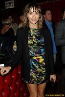 Rashida Jones Pre Golden Globes New York Times Style Magazine Dinner