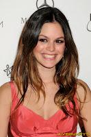 Rachel Bilson Sexy pink dress