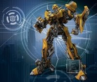 Bumblebee in Transformers 2