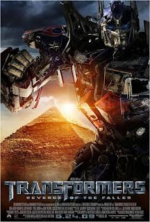 Optimus Prime Poster - Transformers 2