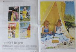 Dagbladet August 2010