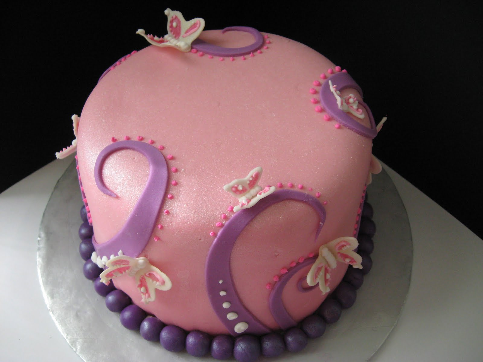 Panambi Cakes: Butterfly cake