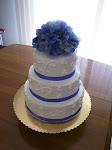 Practice Wedding Cake
