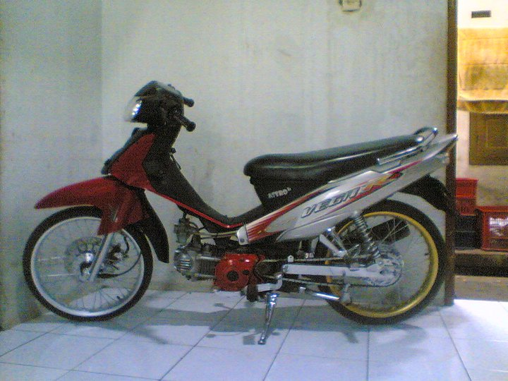 Picture of Vega R Modifikasi