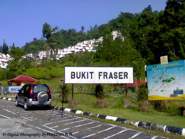 Jalan Pecah Batu, Fraser's Hill