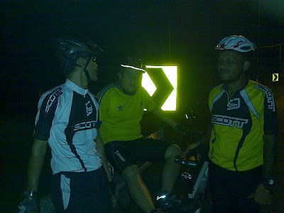 Raub to Lurah Bilut Night Riders