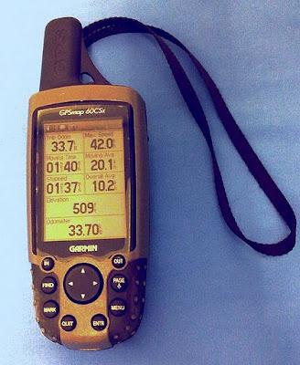 Garmin 60CSx GPS