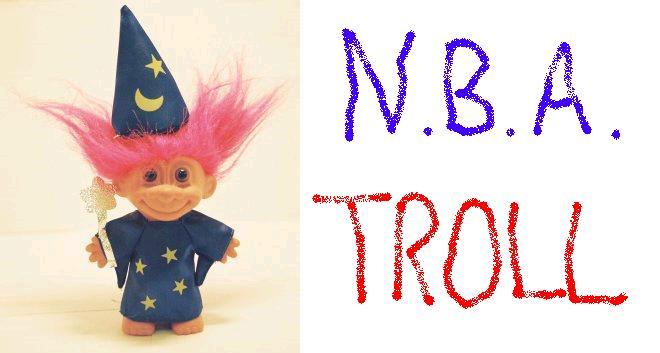 NBA Troll