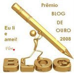"Este blog ha recibido el premio ""Blog de oro"""