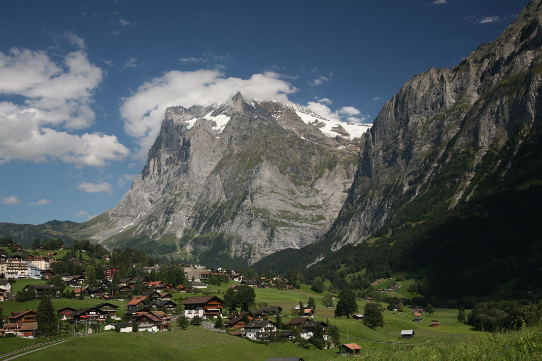 Swiss scenery