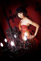 foto cantik artis Indonesia Seksi Bunga zainal